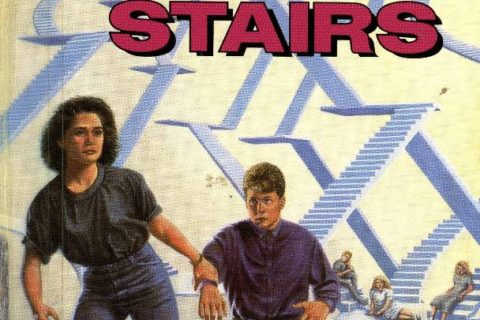 house of stairs cover