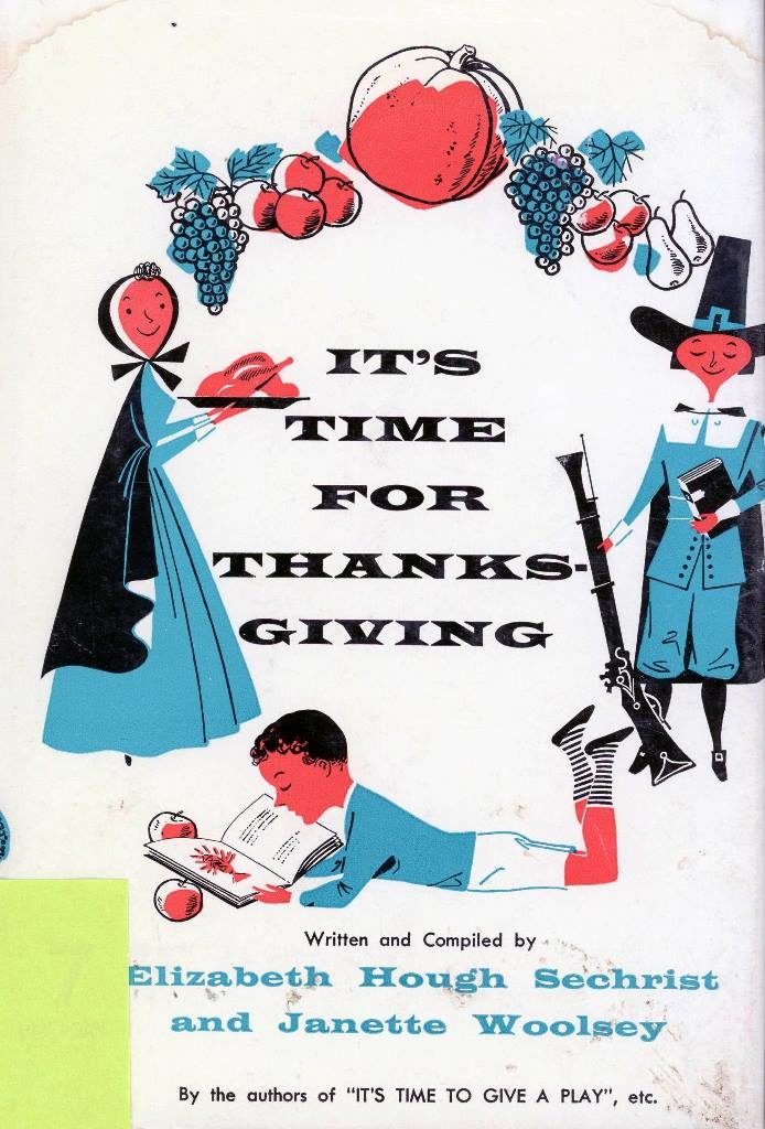 It's time for Thanksgiving
