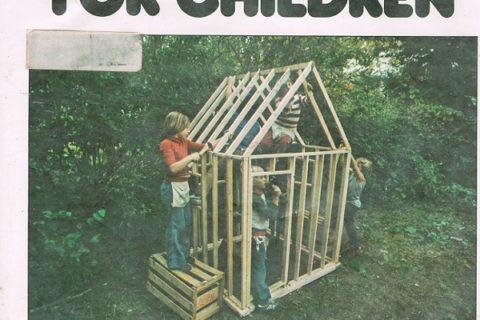 Housebuilding for Children - cover
