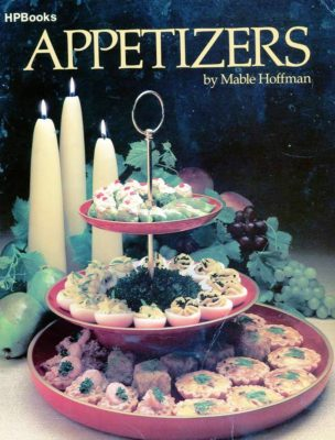 appetizers cover