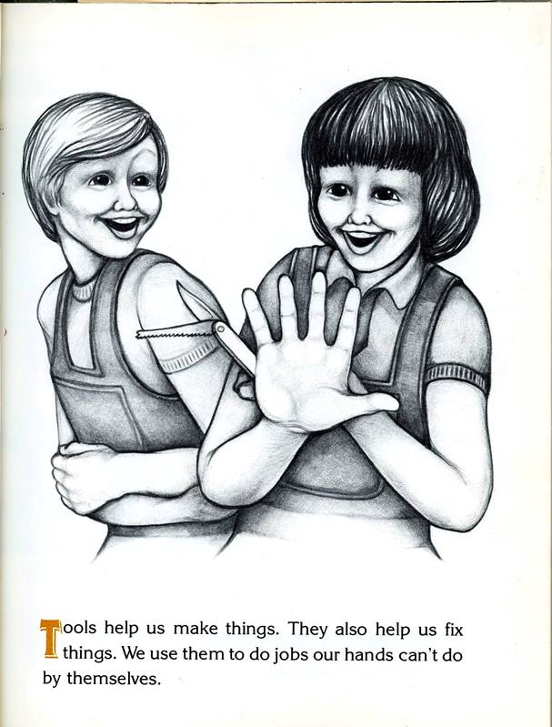 kids using hands