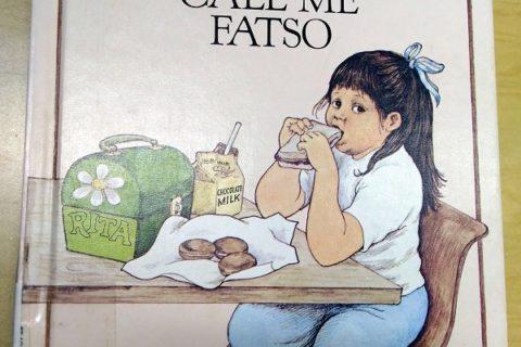 Don't Call Me Fatso cover