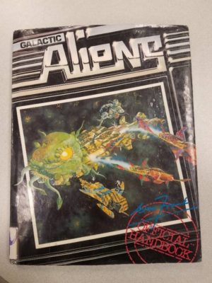 Galactic Aliens cover