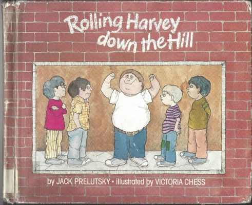 Rolling Harvey down the Hill cover