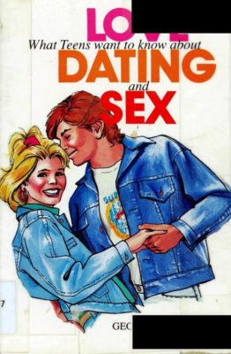 love dating sex cover