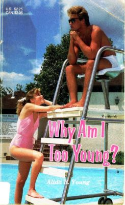 why am i too young cover