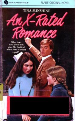 x rated romance book cover