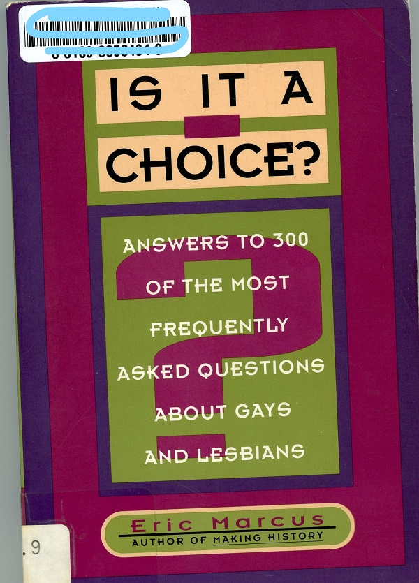 Is it a Choice? cover