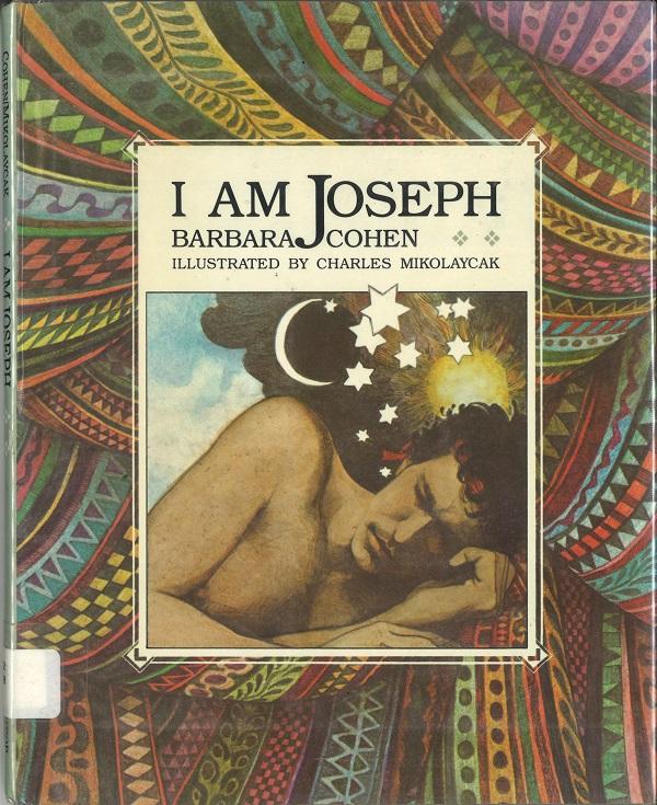 I am Joseph cover