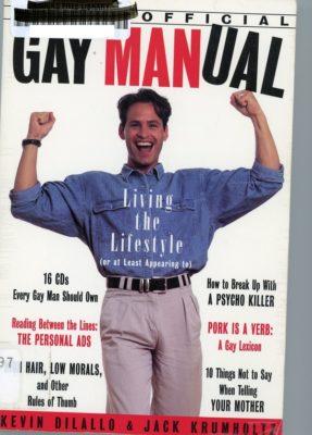 Gay Manual cover