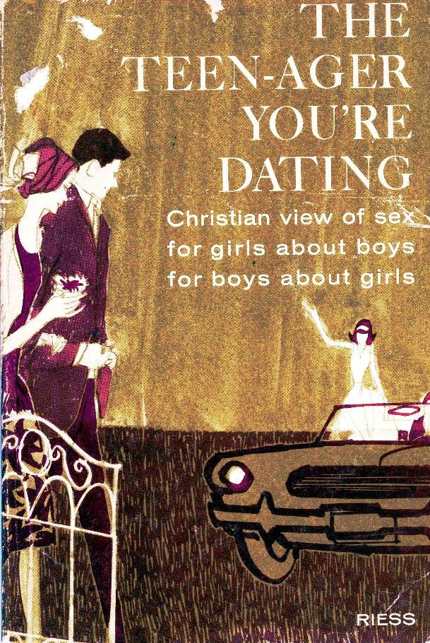 teen you are dating cover