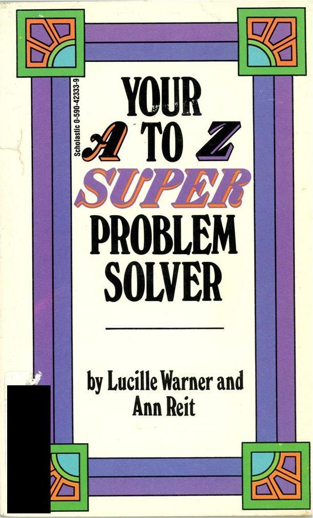 a to z problem solver cover