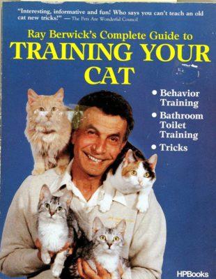 cat training cover