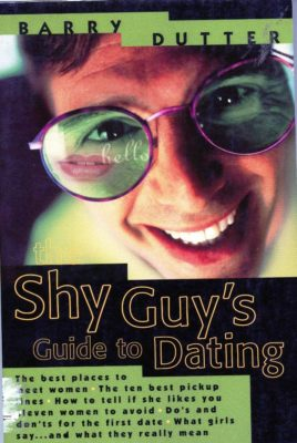 shy guy dating cover
