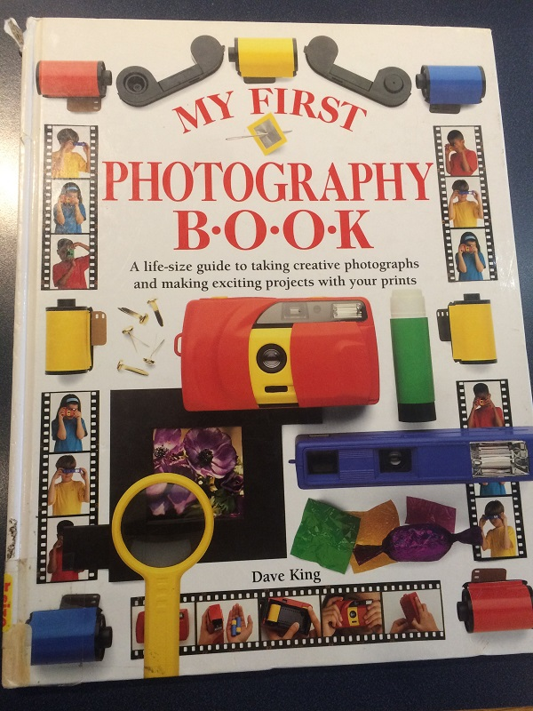 My First Photography Book cover
