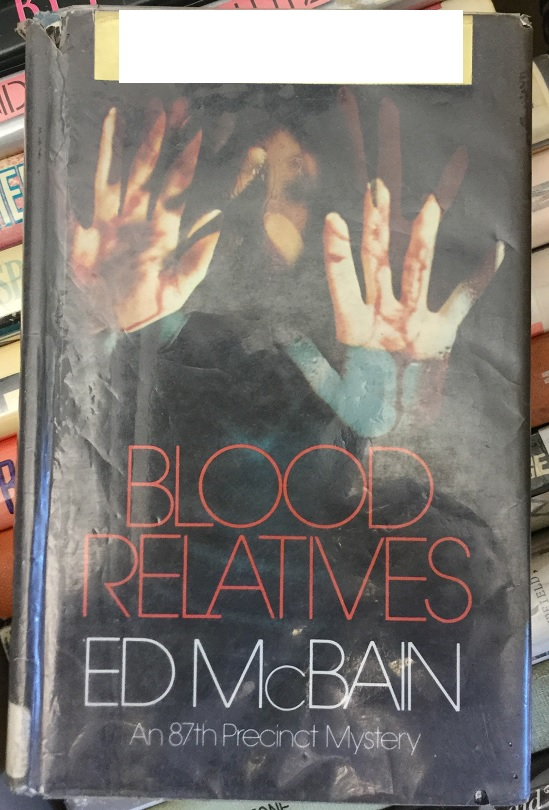 Blood Relatives cover