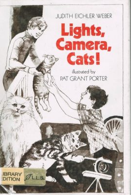 Lights, Camera, Cats cover