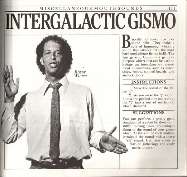 intergalactic gismo
