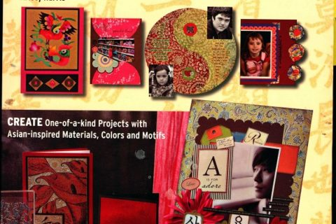 Scrapbook Asian Style cover
