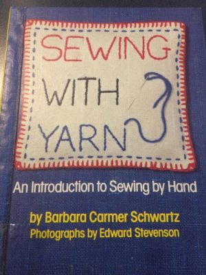 Sewing with Yarn cover
