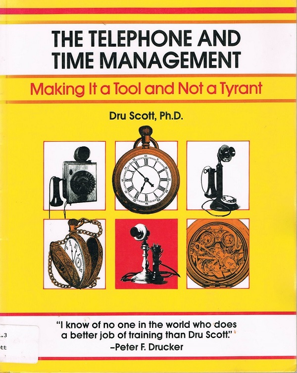 Telephone and Time Management cover