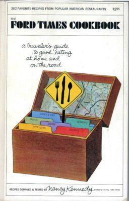 ford travel cookbook