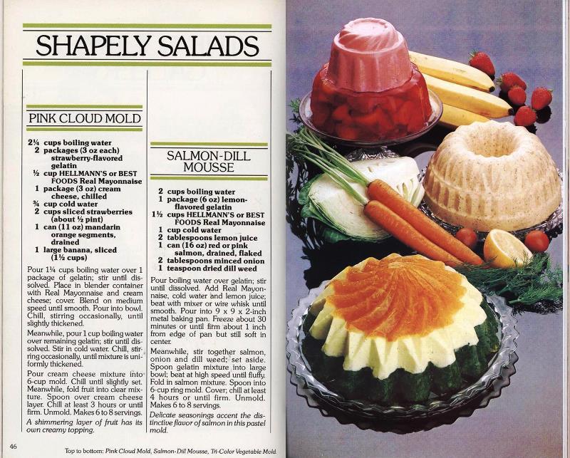 shapely salads