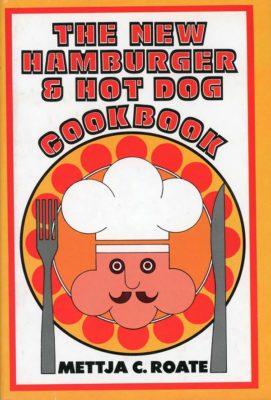 new hamburger and hot dog cookbook