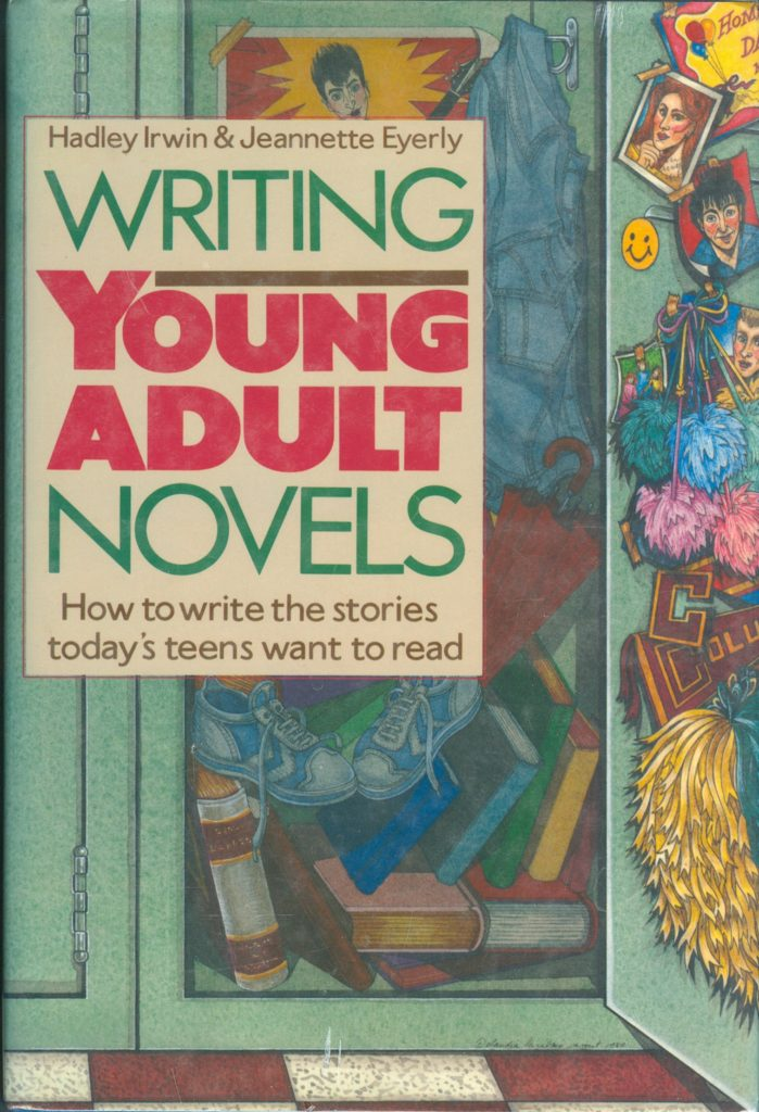 writing young adult novels cover