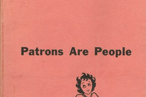 Patrons are People cover