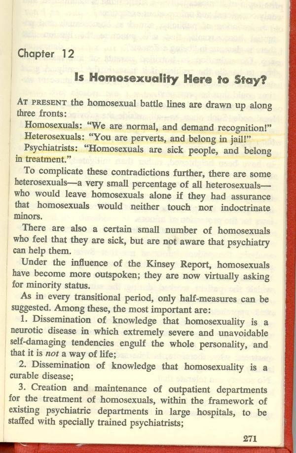 what makes a homosexual