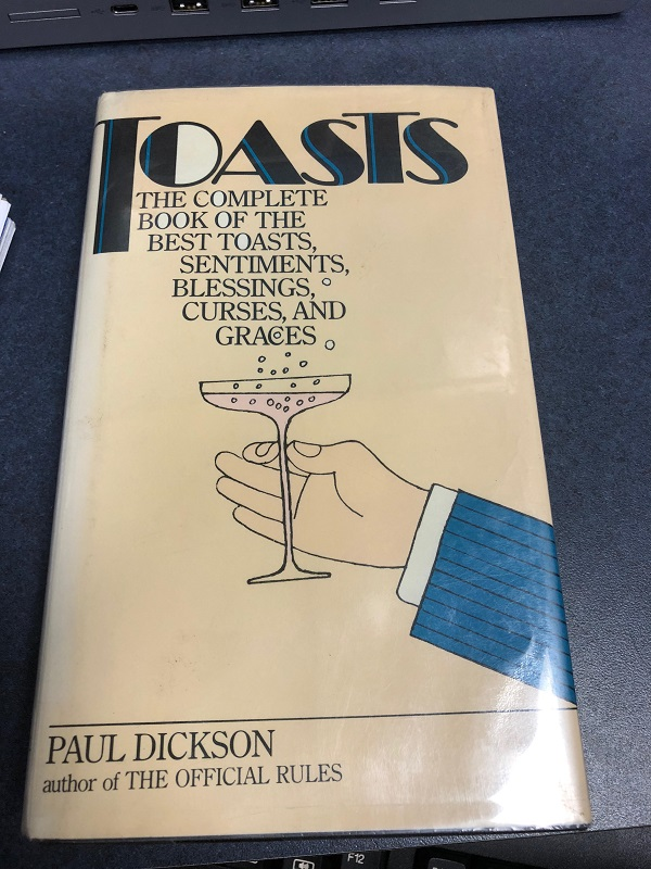 Toasts cover