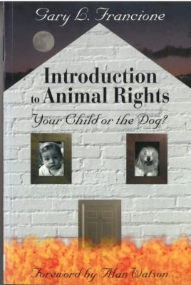 Intro to Animal Rights cover