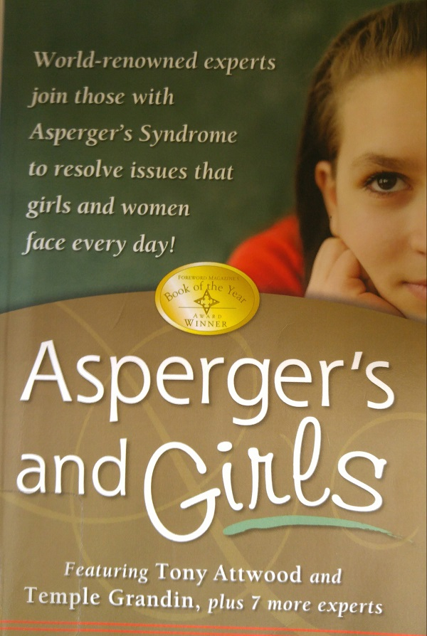Asperger's and Girls cover
