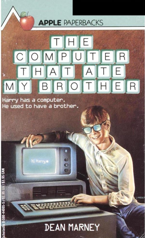 computer ate my brother