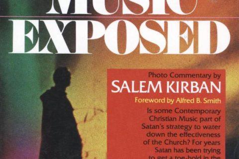 satan's music exposed