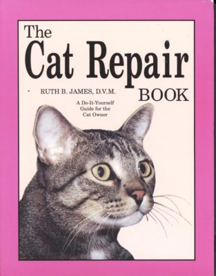 cat repair book