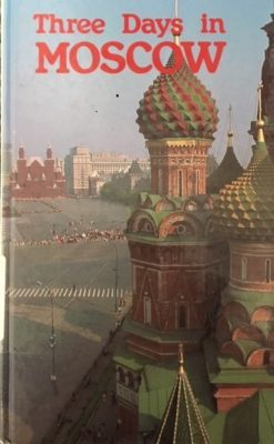 Three Days in Moscow cover
