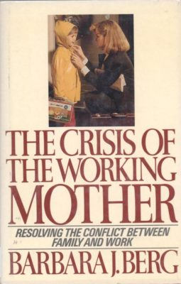 crisis of working mothers cover