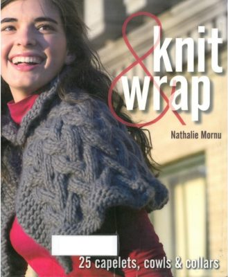 Knit and Wrap cover