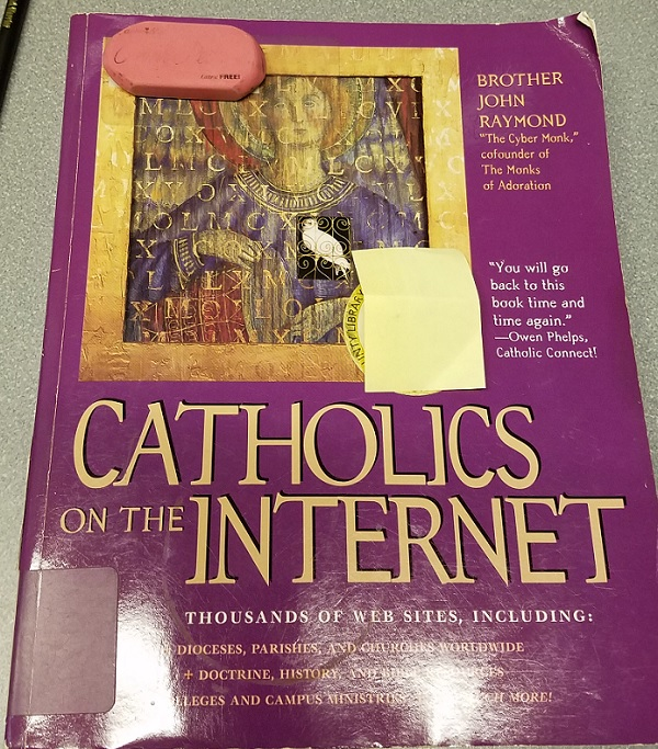 Catholics on the Internet cover