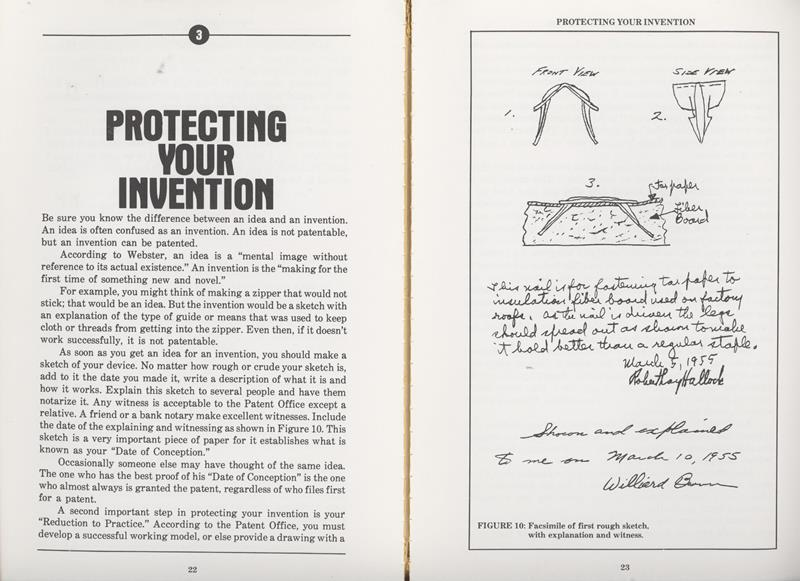 protecting your invention