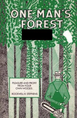 One man forest book