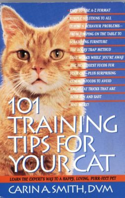 cat training book