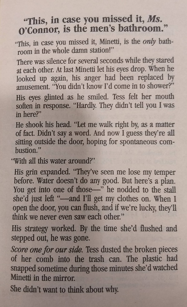 When Sparks Fly excerpt