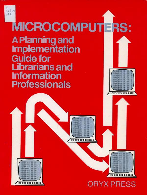 microcomputers for Librarians