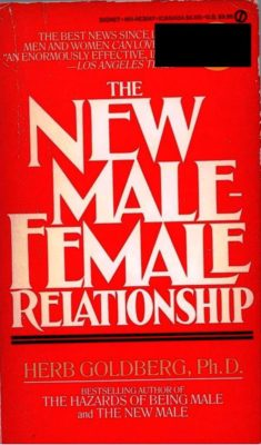 new male female relationship cover
