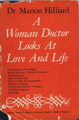 woman doctor talks about life