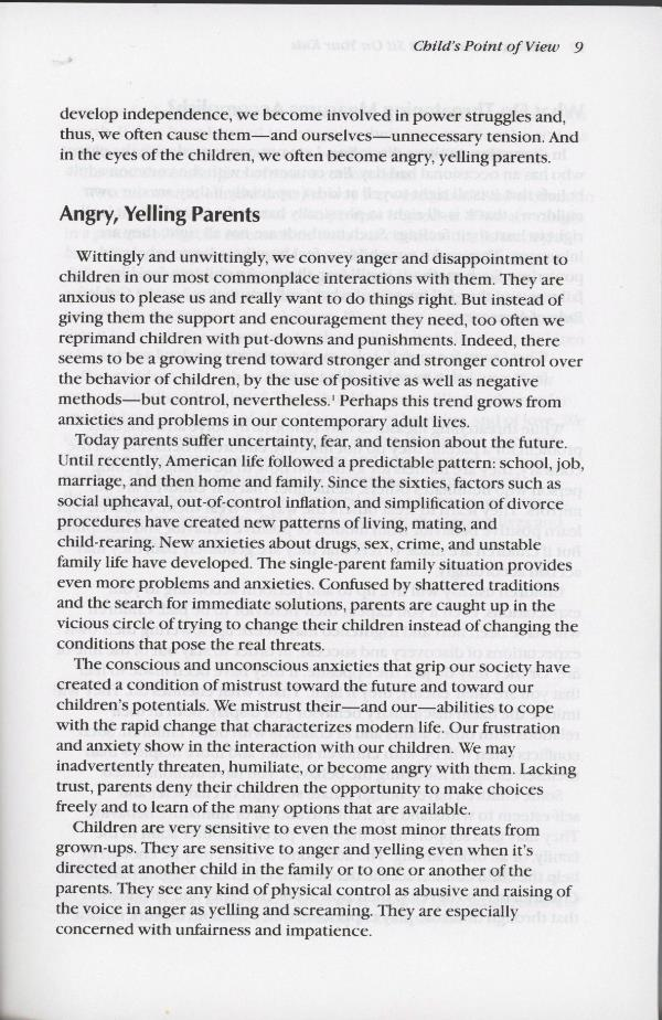 angry parents
