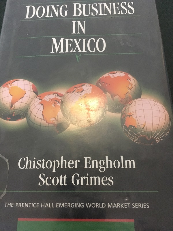 Doing Business in Mexico cover